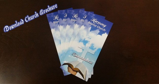 Download Church Brochure